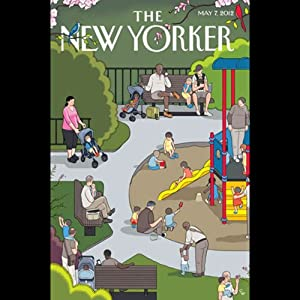 The New Yorker, May 7th 2012 (David Kushner, Ariel Levy, James Wood) Periodical