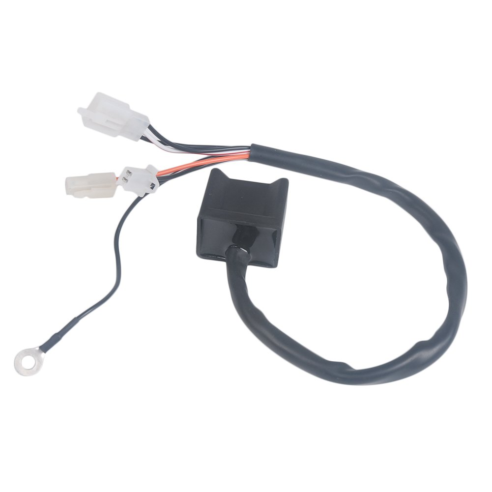 Hifromtm New Replacement Cdi Control Unit Ignition Yamaha Pw50 Coil Wiring 9 Cd12 For Pw80 Pw 80 Automotive