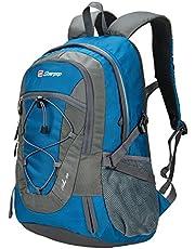 Soarpop Ultraleichter Outdoor-Sport Rucksack Wanderrucksack Trekkingrucksack für Camping, Klettern, Radfahren (BB4332MCG)