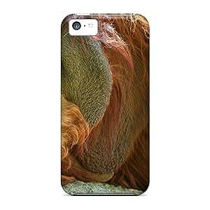 Premium An Expressive Orangutan Covers Skin For Iphone 5c