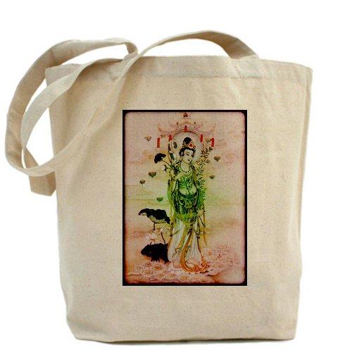 CafePress–quan-yin–Tote Bag