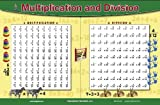 : Multiplication & Division Placemat