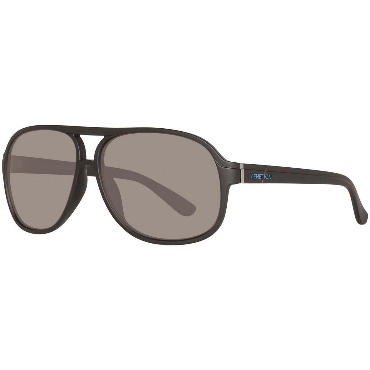 BENETTON Gafas de Sol 935S-01 (60 mm) Negro: Amazon.es ...