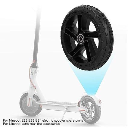 Amazon.com: Ruedas de repuesto para scooter, rueda trasera ...