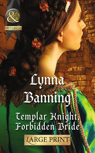book cover of Templar Knight, Forbidden Bride