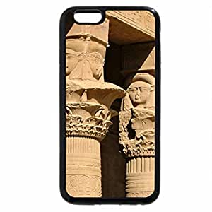 iPhone 6S / iPhone 6 Case (Black) Support Columns at Valley of the Kings, Egypt