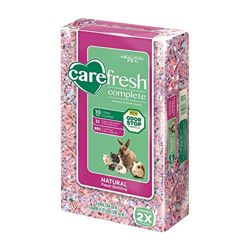 carefresh Complete Natural Paper Bedding Confetti, 10L ()