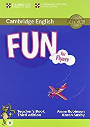 Fun for Flyers Teacher's Book with Audio