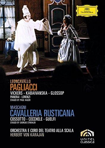 Leoncavallo: Pagliacci / Mascagni: Cavalleria Rusticana