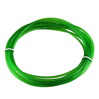 2 mm Diameter Green 10 ft Length Metric High-Performance Urethane Round Belting