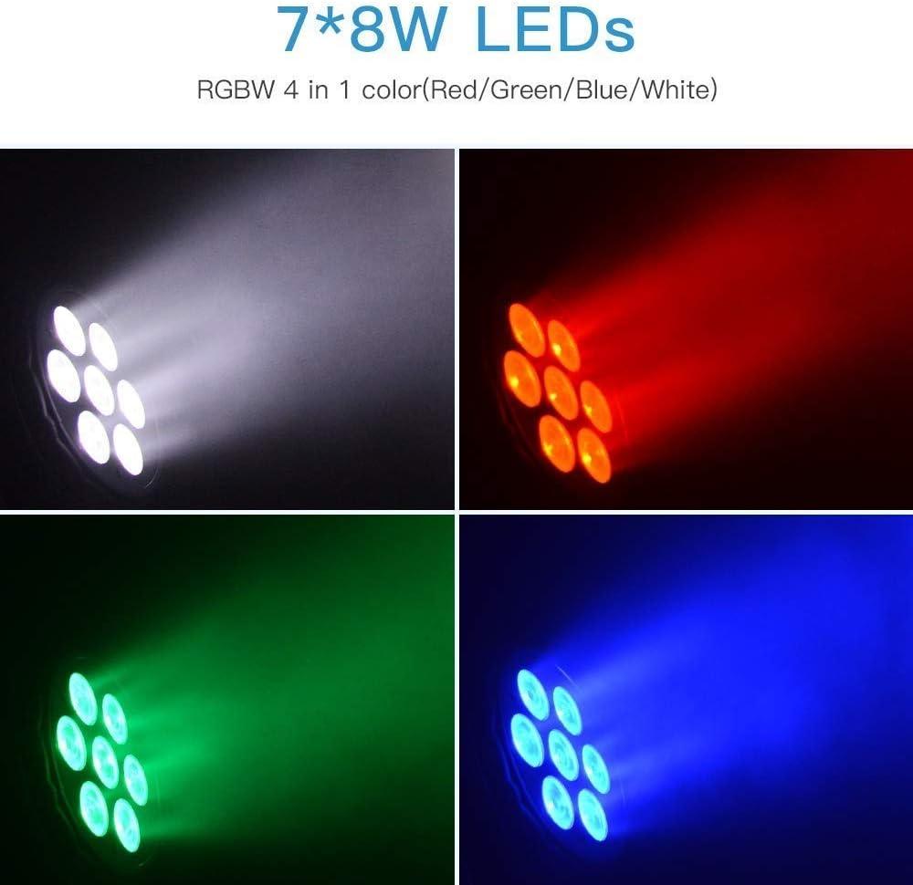 B/ühnenlicht LED KTV Buntes Moving Head Licht Drehstrahl B/ühnenweites Beleuchtungsfeld ZHJING