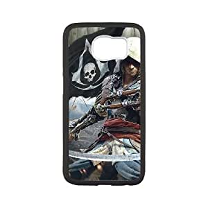 Samsung Galaxy S6 Phone Case White Assassin's Creed IV Black Flag NLG7842897