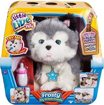 Live Dream Pets Frosty My Puppy esLittle Amazon TlF13cuJK