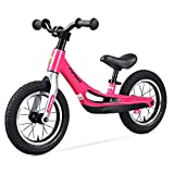 FLYING PIGEON FG 1936 Kid's Balance Bike, Toddler Bike, Ultra-Light Magnesium Alloy No Pedal Walking Bicycle, Ages 2 to 5 Years Old for Boys and Girls, Balance Bikes for Toddlers
