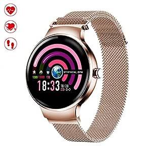 OOLIFENG Pulsera Actividad Fitness Tracker, Smartwatches IP67 ...