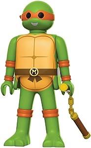 TM Teenage Mutant Ninja Turtles Michelangelo 6-Inch Playmobil Action Figure