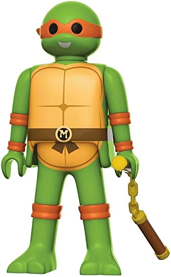 Amazon.com: TM Teenage Mutant Ninja Turtles Michelangelo 6 ...
