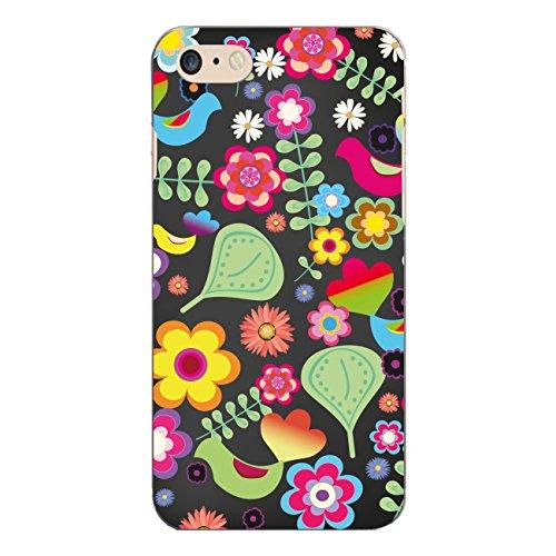 "Disagu Design Case Schutzhülle für Apple iPhone 7 Hülle Cover - Motiv ""Blüten Matroschka"""