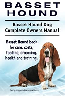 Basset hound your happy healthy pet terry albert 9780470390566 basset hound basset hound dog complete owners manual basset hound book for care fandeluxe Gallery