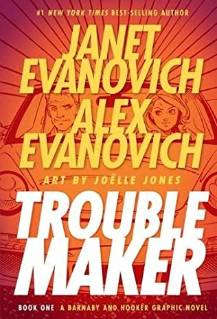 book cover of Troublemaker
