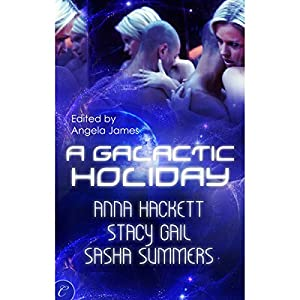 A Galactic Holiday Audiobook