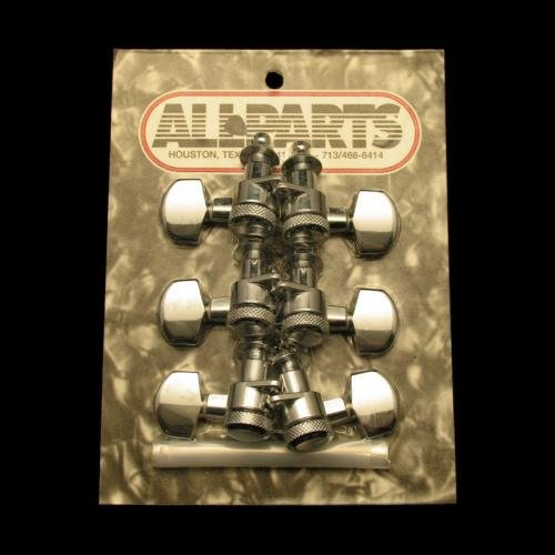 Allparts TK 0976 010 Schaller Chrome Locking