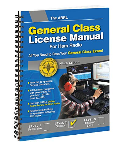 (The ARRL General Class License Manual)