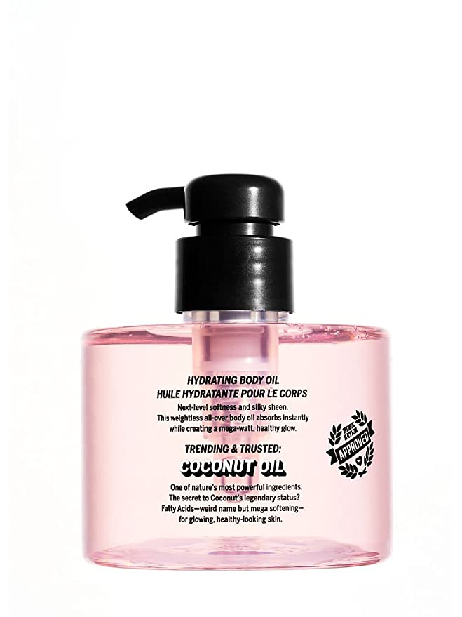 Amazon.com : VICTORIA SECRET - PINK - NEW! OIL SLEEK COCONUT OIL - SOLD OUT : Everything Else