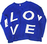 Girls So Nikki Love Sweater Size Small