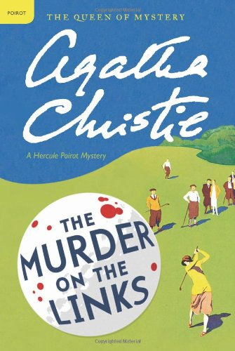 Book cover for The Murder on the Links