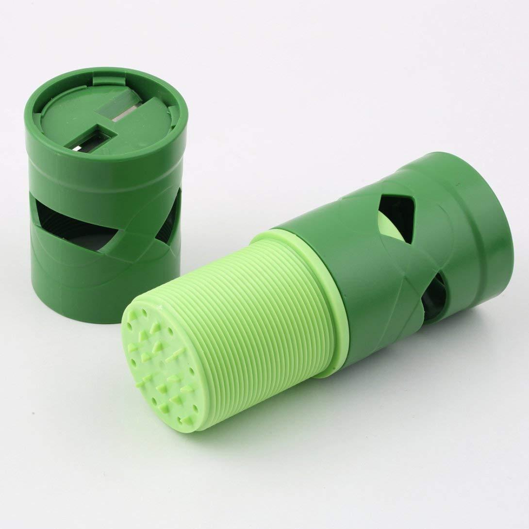 Swiftswan Gemüseschneider Spiral-Gadgets Veggie Twister Spiralschneidemaschinen Küchenhilfe Werkzeug Garnitur Salatschäler Reiben
