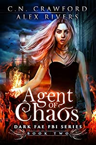 Agent Of Chaos by Alex Rivers ebook deal
