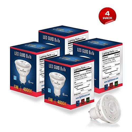 Gu10 High Power Led Light Bulb in US - 6