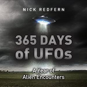 365 Days of UFOs: A Year of Alien Encounters Audiobook