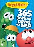 VeggieTales: 365 Bedtime Devos for Boys, , 1605871591