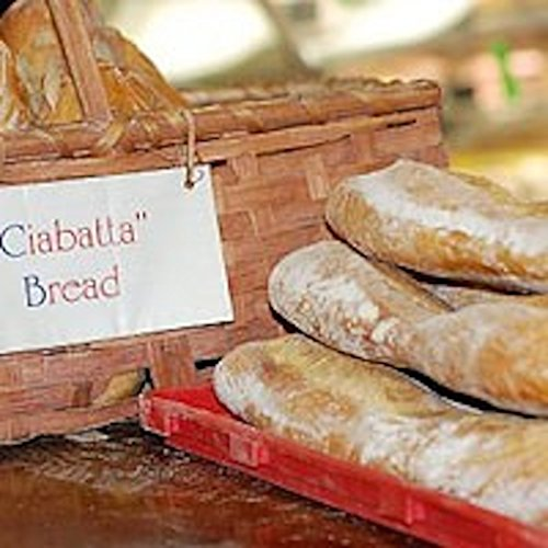 4 LOAVES, POUPART'S Ciabatta Bread