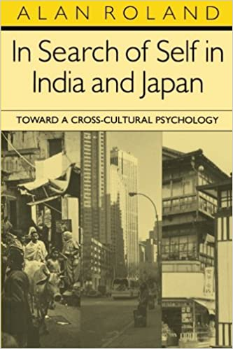 Amazon Com In Search Of Self In India And Japan  Alan Roland Books