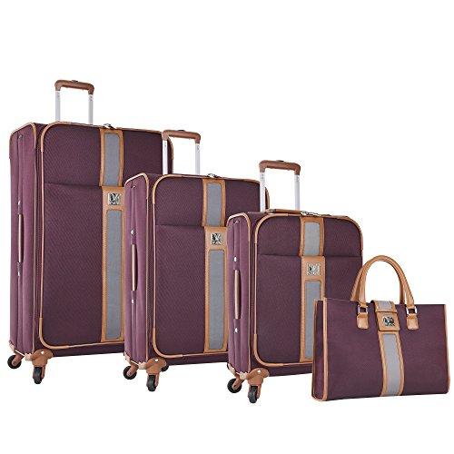 diane-von-furstenberg-retro-4-piece-luggage-set-cerise-stone