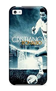 AmandaMichaelFazio Case Cover Protector Specially Made For ipod touch4 Cristiano Ronaldo Real Madrid
