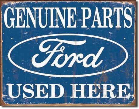 , 16x13 (Ford Tin)