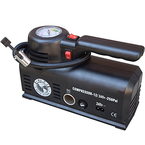 P I Auto Store Tire Inflator Compressor product image