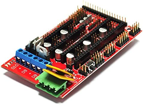 Gikfun montado rampas 1.4 Controlador Junta para 3d impresora ...