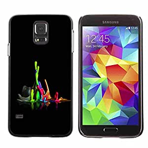 Shell-Star ( Color Combo ) Fundas Cover Cubre Hard Case Cover para Samsung Galaxy S5 V SM-G900