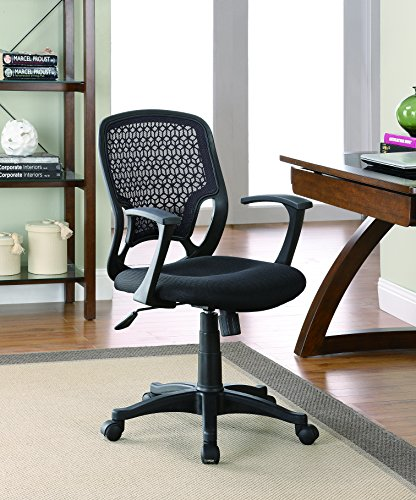 Coaster Home Furnishings Adjustable Height Office Chair Black