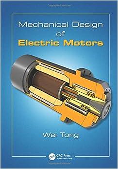 Book Mechanical Design of Electric Motors