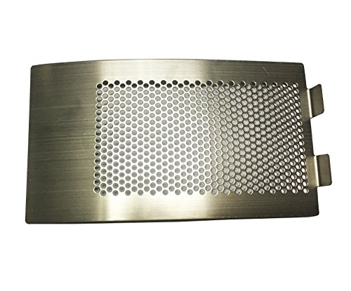 BBQ Metal Punched MESH Panel,Stainless Steel Grill Draft Door Dracarys Fits for Medium and Large BGE
