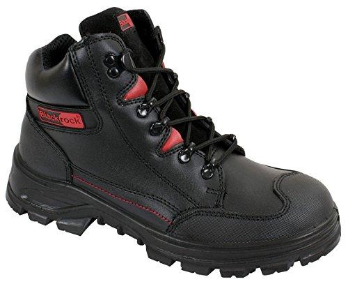 talla talla inglesa 3 UK F Blackrock Sf42 color negro Botas unisex