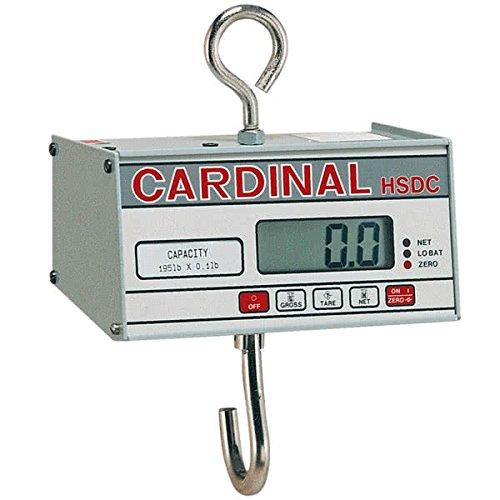 TableTop King HSDC-40KG 40 kg. Digital Hanging Scale, Legal for Trade