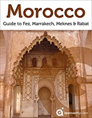 RECENTLY UPDATED FOR 2019! With more than 100 high-resolution images, a new video and detailed tour itinerary, this is the definitive guide to Morocco's imperial cities. Four imperial cities — Fez, Marrakech, Meknes and Rabat — hold a magnifi...