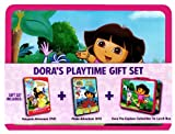 DVD : Dora's Playtime Gift Set